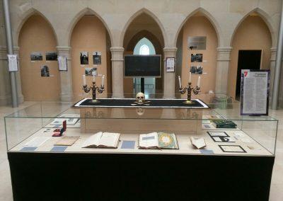 """Exposición """"Muerte y ritual en Álava"""""""