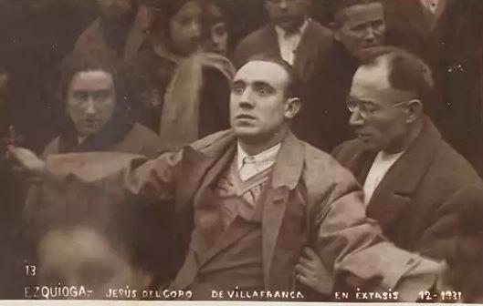 Visiones. Mística y política en el País Vasco