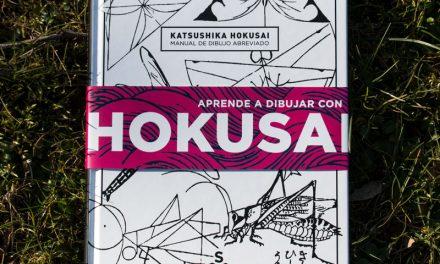 Nueva publicación de Sans Soleil Ediciones: Manual de dibujo abreviado – Katsushika Hokusai